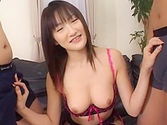 Incredible Japanese model Naomi Serizawa in Exotic Blowjob/Fera JAV movie