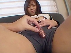Fabulous Japanese whore in Exotic Sports, POV JAV video