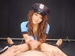 Amazing Japanese girl in Best POV, Foot Job/Ashifechi JAV movie