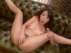 Hottest Japanese chick Ami Morikawa, Yuka Osawa, Marika 2 in Incredible Solo Girl, Dildos/Toys JAV v