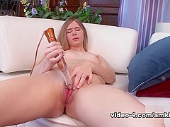 Hottest pornstar Quinn Kyle in Amazing Masturbation, Solo Girl adult video