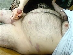 Hottest Homemade record with Handjob, Cumshot scenes