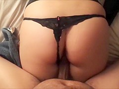 Gorgeous wife Getting Shagged from behind - P