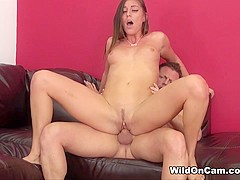 Incredible pornstar Rilynn Rae in Exotic Cumshots, Redhead adult scene