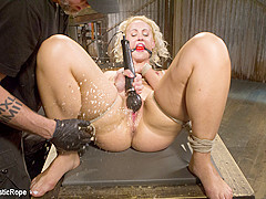 Dylan Ryan in One To Remember-Squirting From The Pain - SadisticRope