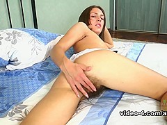 Amazing pornstar in Hottest Small Tits, Dildos/Toys adult clip