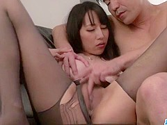 Time for a rough office fuck with tight Rina Mayuzumi