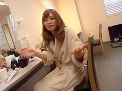 Incredible Japanese girl Rina Kato in Exotic Creampie, Fingering JAV video