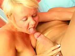 Crazy pornstar in fabulous mature, blonde xxx scene