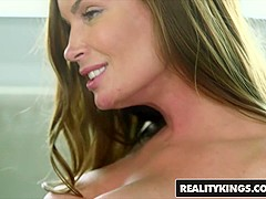 RealityKings - Moms Lick Teens - Diamond Foxx Keely Jones - Clit Connection