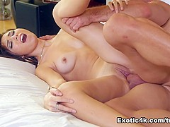 Best pornstar Kimberly Costa in Incredible Latina, Anal porn movie