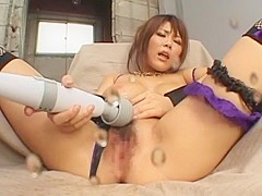 Amazing Japanese slut Towa Mitsui in Incredible Close-up, BDSM JAV video