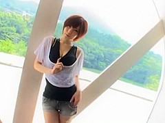 Incredible Japanese model Yuria Satomi in Best Girlfriend JAV video