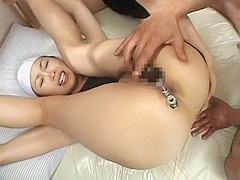 Exotic Japanese model Yu Kanata in Best Sports JAV movie