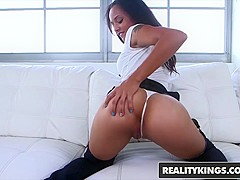 RealityKings - 8th Street Latinas - Holly Hendrix Pauly Ha - Ass In Chaps