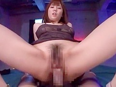 Exotic Japanese chick Yuma Asami in Best MILFs JAV movie