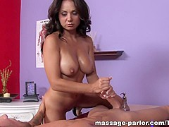 Hottest pornstar in Incredible HD, Massage xxx scene