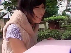 Hottest Japanese model in Exotic Blowjob/Fera JAV movie