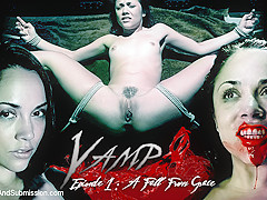 James Deen & Kristina Rose & Mark Davis & Jessie Cox & Lorelei Lee in Vamp Episode 1: A Fall From Gr