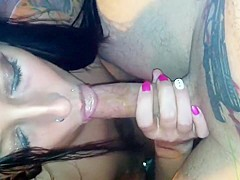 AMAZING BLOWJOB AND MONEY SHOT SWALLOW