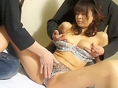 Horny Japanese whore in Exotic Blowjob, Big Tits JAV video