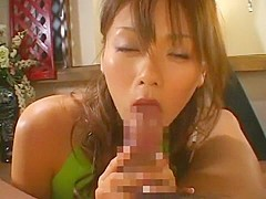 Horny Japanese whore Nana Aikawa in Amazing Close-up JAV scene