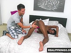 RealityKings - Round and Brown - Destinee Jackson Tyler Steel - Simply Amazing
