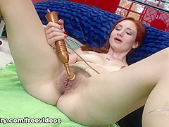 Crazy pornstar Violet Monroe in Fabulous Dildos/Toys, Hairy porn movie
