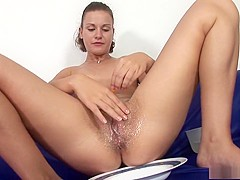 Incredible pornstar Silvie Deluxe in fabulous hd, hairy xxx movie