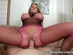 Best pornstar Nikki Sexx in Crazy Lingerie, Cumshots sex scene