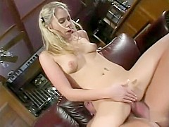 Incredible pornstar Jamie Brooks in fabulous anal, blonde xxx clip