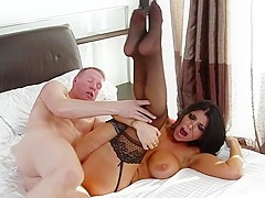 Exotic pornstar Dava Fox in hottest big cocks, blowjob porn movie
