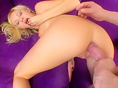 Crazy pornstar Hillary Scott in fabulous blonde, creampie xxx movie
