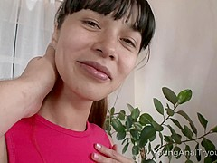 Yummy cutie gets her anal sex hunger satisfied