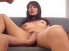 Exotic Japanese slut Yuria Aoi in Fabulous Masturbation/Onanii JAV movie