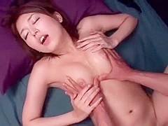 Best Japanese whore Miku Hasegawa in Amazing Girlfriend, Lingerie JAV clip