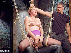Spanish Slave Girl Begs for Discipline and Training - TheTrainingofO