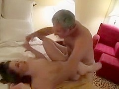 Exotic pornstar Tiffany Paige in incredible blowjob, brunette porn video