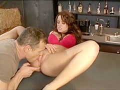 Incredible pornstar Nichole Heiress in crazy brunette, big tits porn clip