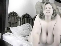 Amazing homemade Doggy Style, BBW sex scene