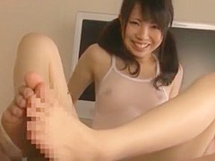 Fabulous Japanese whore Chiharu Fujitsuki in Horny JAV video