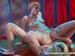 Incredible pornstar Phoenix Askani in Fabulous Lesbian, Cunnilingus sex video