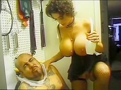 Hottest pornstar in crazy spanking, fetish porn video