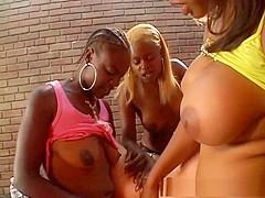 Amazing pornstar in fabulous outdoor, dildos/toys xxx scene