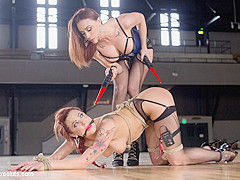 Chanel Preston & Dahlia Sky in Chanel Preston Electro Fucks Dahlia Sky - Electrosluts
