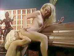 Exotic pornstars Dolly Golden and Alana Evans in fabulous dildos/toys, big tits xxx clip