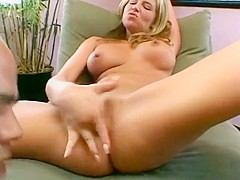 Best pornstar Kelly Taylor in fabulous masturbation, big tits xxx movie