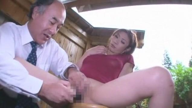 Exotic Japanese whore Yuuna Takenouchi in Horny Outdoor JAV clip