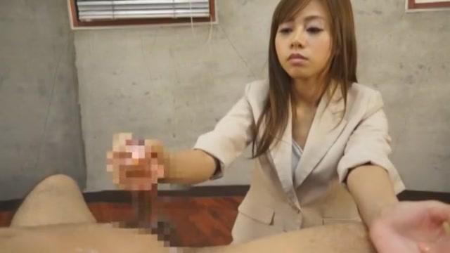 Amazing Japanese slut Ria Hoshino in Best Handjobs JAV movie
