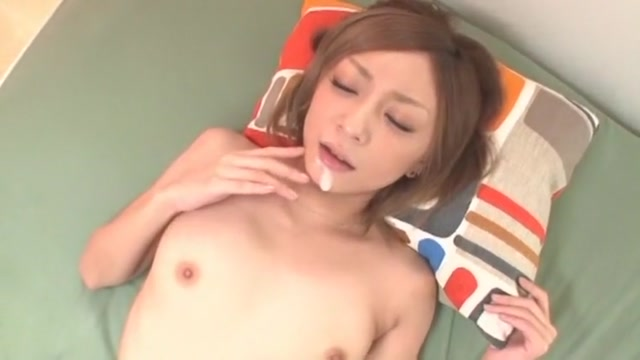 Hottest Japanese chick in Exotic Facial JAV clip
